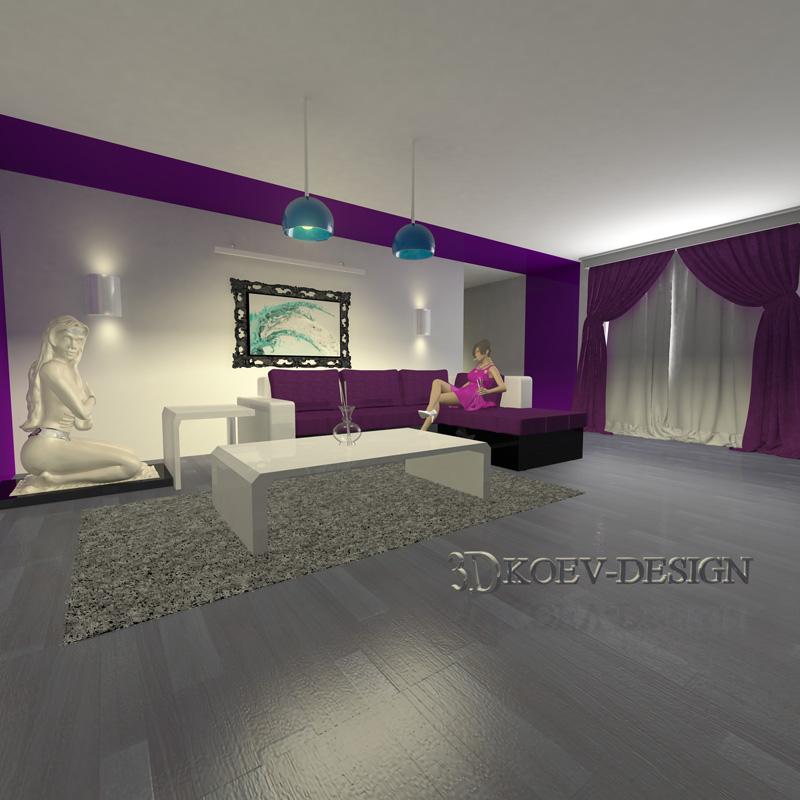 3D проектиране и интериорен дизайн