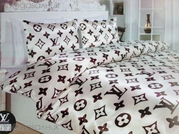 Дизайнерски спален комплект LouisVuitton***РЕПЛИКА